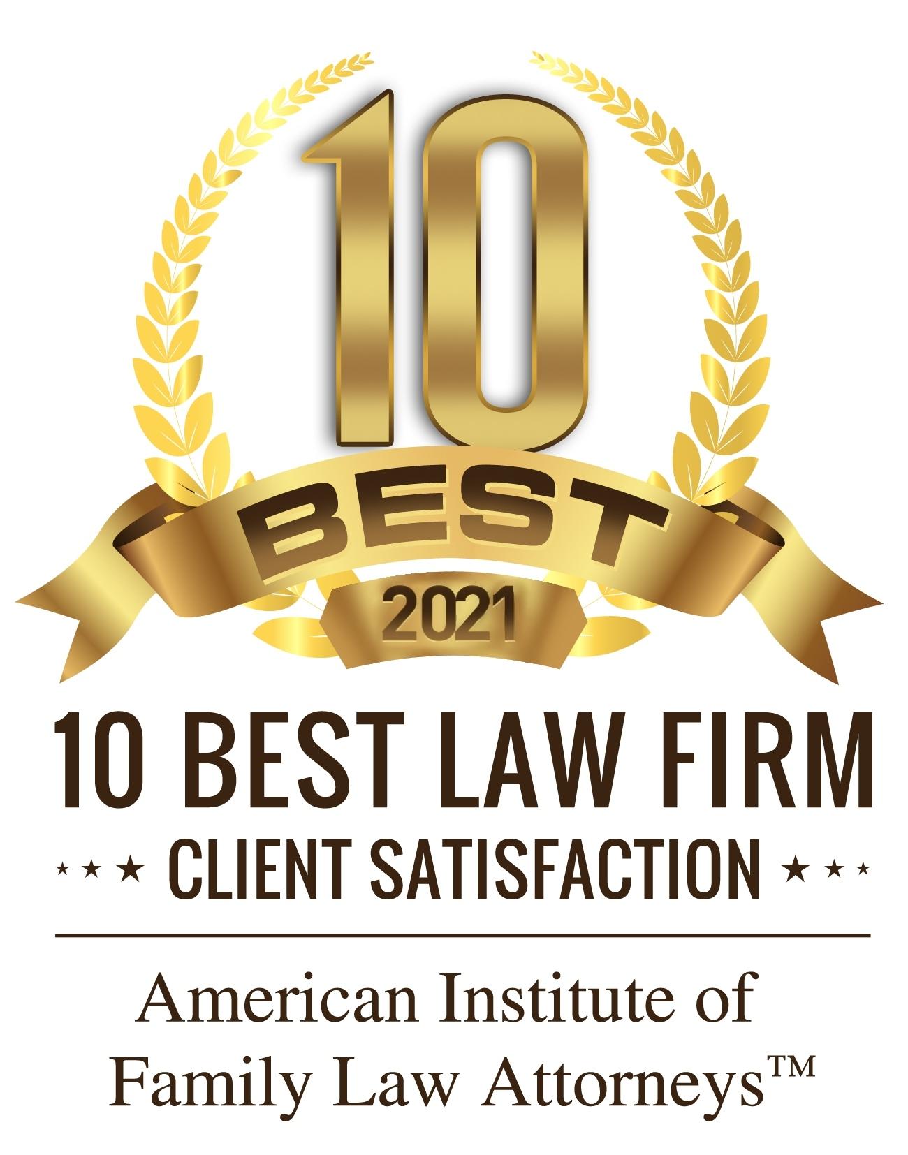 10 best attorney client satisfaction 2019